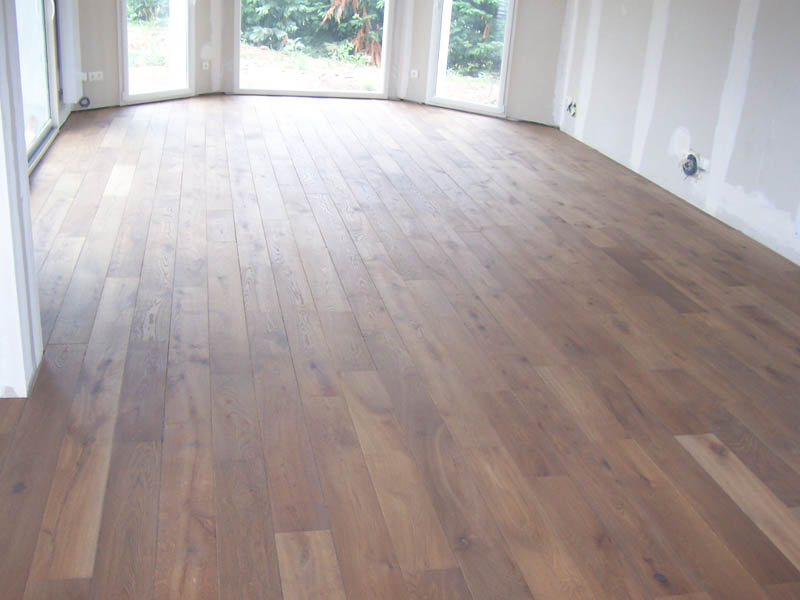 Pose parquet coupe perdue nord france