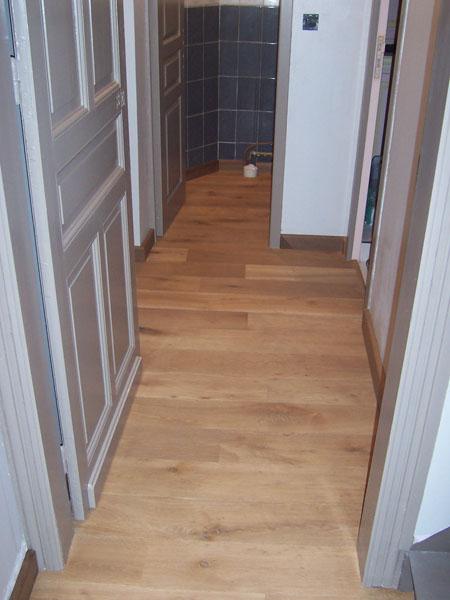 pose de parquets en ch ne fum dans une maison dans le nord de la france. Black Bedroom Furniture Sets. Home Design Ideas