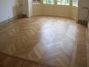 pose parquet point hongrie nord france