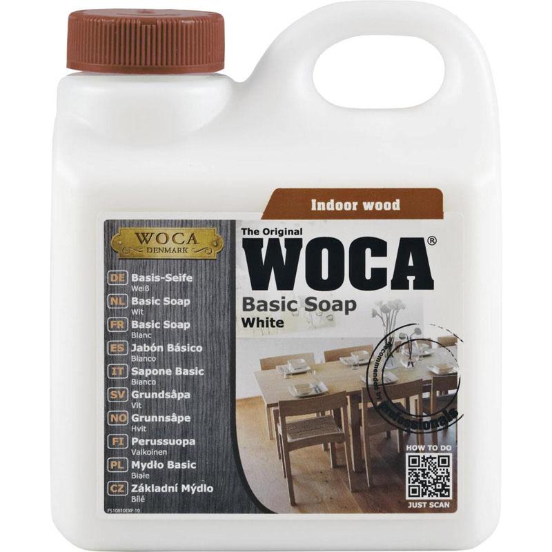 Woca Basic Soap Savon Parquet