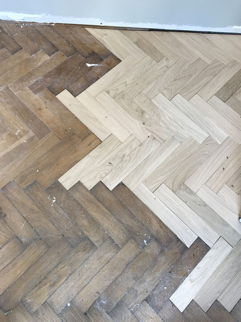 renover parquet chene awesome parquet en chne pose baton rompu satine incolore lyon with. Black Bedroom Furniture Sets. Home Design Ideas