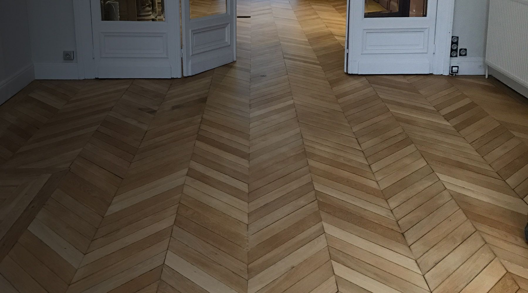 Rénovation parquet Lille